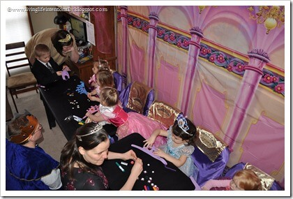 Disney Princess Birthday Party Games
