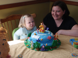 Disney Winnie the Pooh Cake