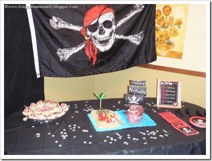 Pirate Birthday Party Ideas for Kids