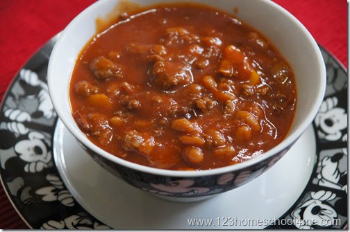 Delicious bowl of sweet chili #soup #recipes #yummy