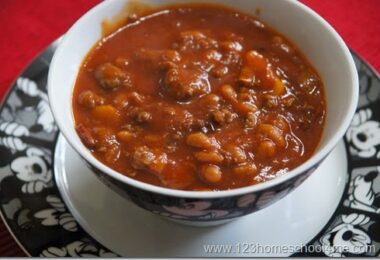 BEST Sweet Chili Recipe