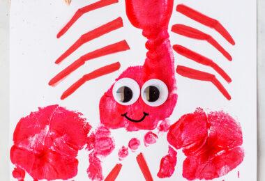 Ocean animals craft