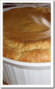French Cheese Souffle