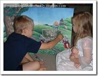Flannel Board: Nursery Rhymes & Goldilocks & 3 bears came from England