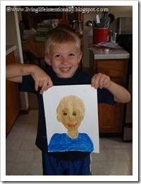 Goofy Self Portrait (6)