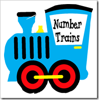 Number Trains Cool Math games #mathisfun #preschool #kindergarten #1stgrade #homeschooling