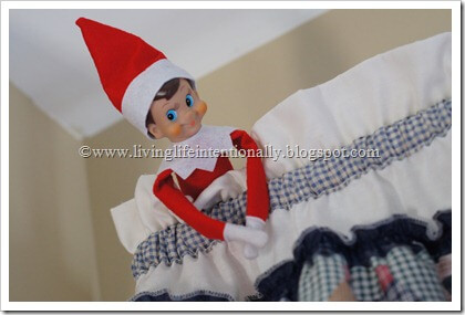 Elf on the Shelf Christmas Tradition