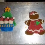 super cute and easy to make baked christmas ornaments