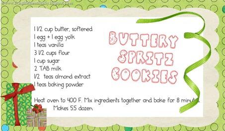 buttery spritz