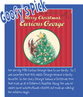 Merry Christmas Curious George