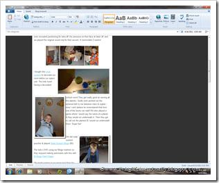 Windows Live Writer Example