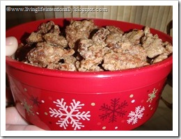 how to make candied nuts #recipes