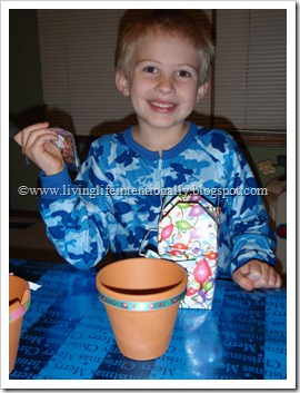 Grow a Candy Cane Christmas Activity