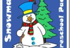 Snowman Worksheets