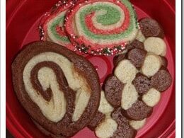 3 in 1 Christmas Cookie Recipe