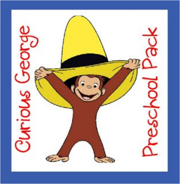 Curious George Halloween Coloring Pages - Coloring Home | 615x602