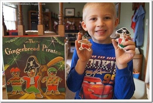 pirate ornaments