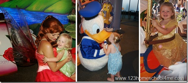 So many great tips for Disney with toddlers
