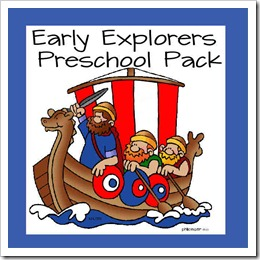 Early Explorers Worksheets