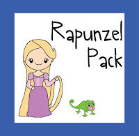 Rapunzel Worksheets for Kids