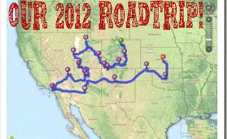 planning roadtrip