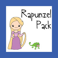 Tangled Preschool Worksheets for kids 2-7 years old #disney #preschool