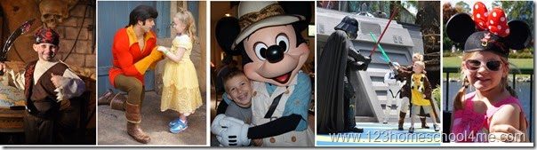 the best age to take kids to Disney World when they will remember it