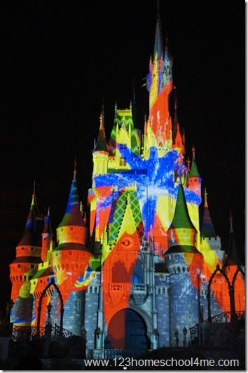 Celebrate the Magic at Magic Kingdom