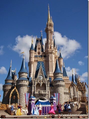 Dream Along with Mickey State Show at Magic Kingdom