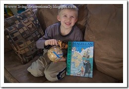Homeschool History Early Explorer MAGELLAN for Kids