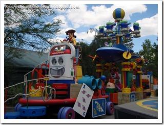 Toy Story Parade HollyWood Studios