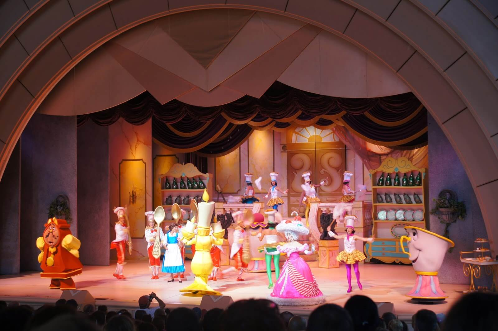 Beauty and the Beast Live on Stage show at Hollywood Studios is amazing!