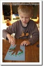 Season Hand Art Craft for Kids