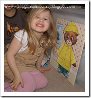 Preschool science - Learning about Seasons