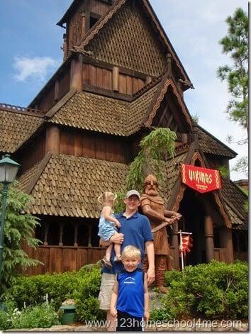 Norway Pavillion Epcot Disney World