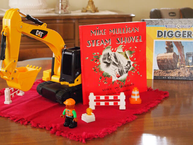 FIAR Mike Mulligan and his Steam Shovel