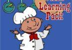 Pizza Worksheets for Kids