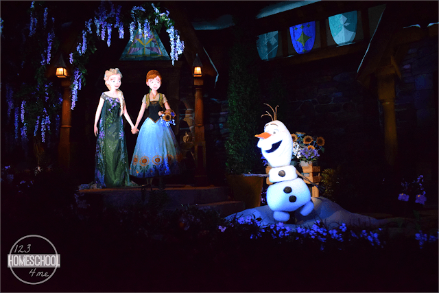 New frozen ride is a must for families