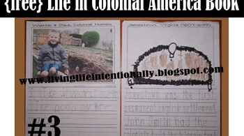 Download Life in Colonial America Worksheets