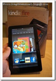 User Review of Kindle Fire