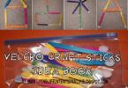 FREE Building with Velcro Sticks Idea Book