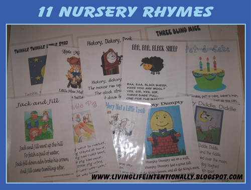 Free Nursery Rhymes