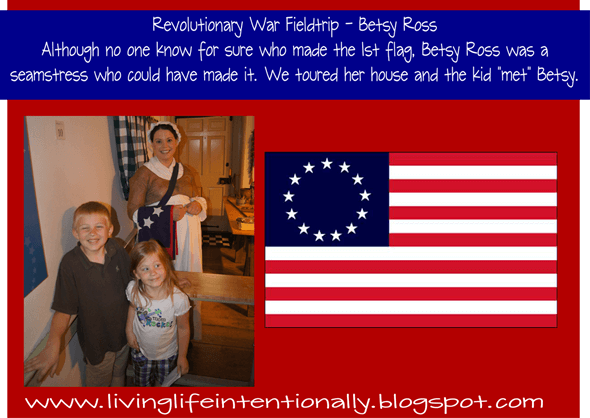 Betsy Ross for Kids