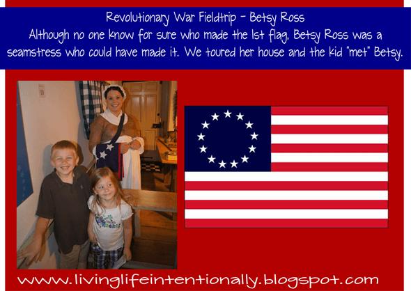 Betsy Ross for Kids