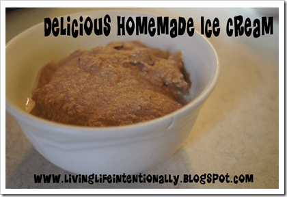 how to make a homemade frosty recipe