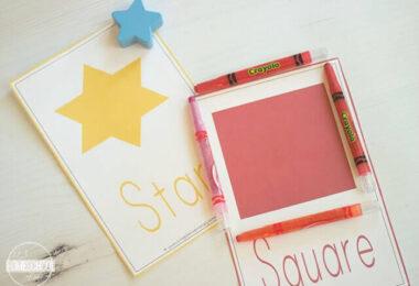 FREE-Shape-Flashcards