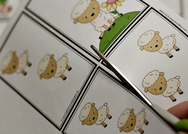 mary-had-a-little-lamb-number-flashcards