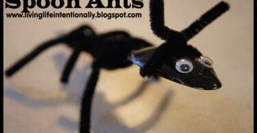 How Do Ants Walk for Kids