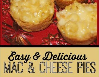 Easy Mac and Cheese Pies