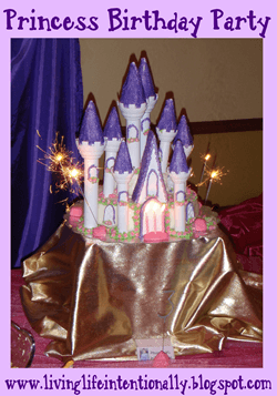 Disney Princess Birthday Party Ideas #disney #birthdayparties
